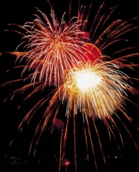 Chobham Firework and Halloween Extravaganza