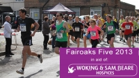 Countdown begins for popular Fairoaks Five off-road race
