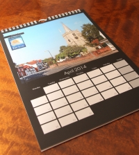 The 2014 Chobham Calendar